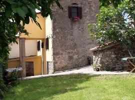 Casa Rosmarino Toscana, Santa Fiora