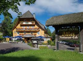 Hotel Adler Bärental, Feldberg
