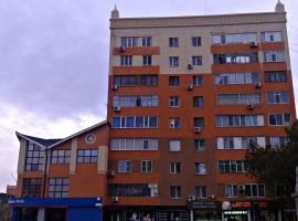 Apartment On Abulkhair-Khana 64, Aqtöbe