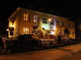 Hotel Obecná Škola, Svatý Jan pod Skalou