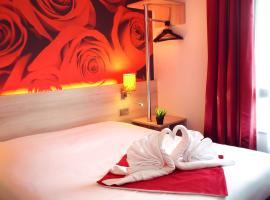 Brit Hotel Essentiel de Granville (Ex Hotel Inn Design Resto Novo)