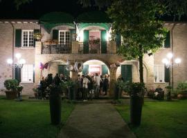 Villa Turchi, 롱기아노