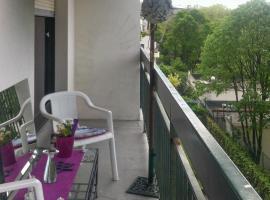 Apartment Rue Saint-Fargeau, Pariz