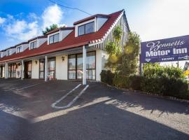 Bennetts Thermal Pools Motor Inn, Tauranga