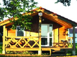 Camping Des Papillons, Lalizolle
