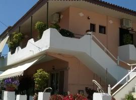 Kostas Christos Rooms, Ammoudia