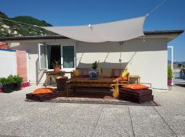House Vistaerea, Genova