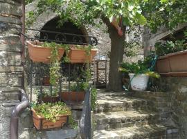 La Vecchia Casa, San Mauro Cilento