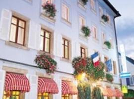 Hôtel Restaurant La Croix d'Or, Orbey