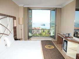 The Grand Mira Hotel, Istanbul