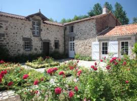 Le Gîte du Vieux Château, Le Poiroux
