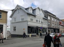 Luna Apartments - Laugavegur 37, Reykjavik