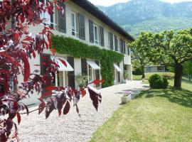 Chambres d'hôtes La Buissounette, La Buisse