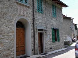 Casa ai Margini del Bosco, Tosi
