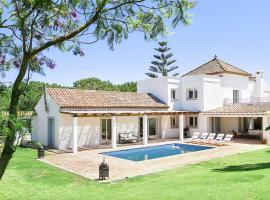 Villa Damiel, Пуэбло-Нуэво-де-Гуадиаро