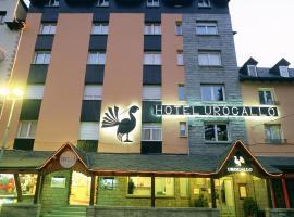 尤羅加洛酒店, 維耶拉
