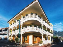 Tsilaosa Hôtel, Cilaos