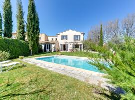 Inviting Provencal Villa, Aix-en-Provence
