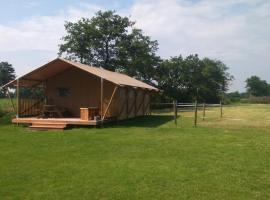 Camping De Stjelp, Oudega