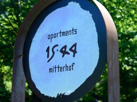 Apartments Mitterhof 1544