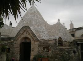 Masseria Donna Licia, Pezze di Greco