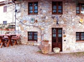 Agriturismo il Noce, Castiglione d'Orcia