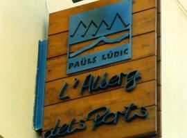 Alberg dels Ports, Paúls