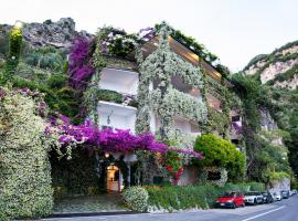 Hotel Pellegrino, Praiano