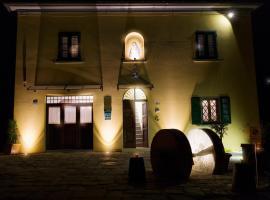 Antica Macina Toscana, 皮斯托亞