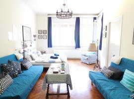 Beautiful Bauhaus Apartment