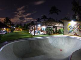 Bahia Surf Camp, Abrantes