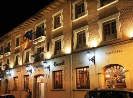 Hotel Gaudi, Astorga