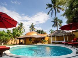 Bel Air Resort and Spa, Gili Air