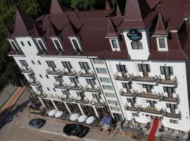 Hotel Coroana Moldovei, Slănic-Moldova
