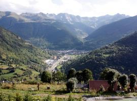 Eth Humarau de Ço de Bernat, Mont