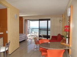 Apartamento Em Andar Alto com Vista Mar Meireles