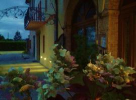菲奧雷梅洛度假農莊酒店, 脈澤