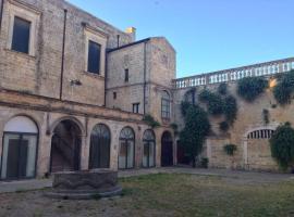 Appartamenti Castello Risolo, Specchia
