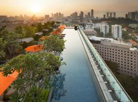 Hotel Jen Orchardgateway Singapore by Shangri-La