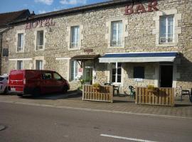 Hotel Neptune, Montbard