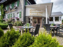 Hotel Forsthaus, Winterberg