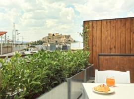 雅典景頂樓公寓- 3號