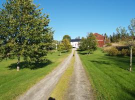 Tynderö Gård, Ava