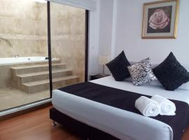 Hotel 109 Suites, Bogotá