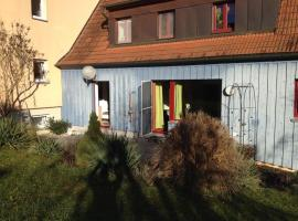 Haus Kunterbunt, Reichenberg