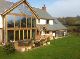 East Dunster Deer Farm B&B, Tiverton
