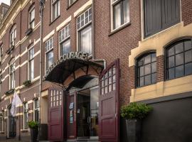 Hotel Courage Waalkade, Наймеген
