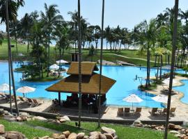 Bintan Lagoon Resort, Lagoi