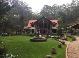Cabaña del Rio, Mazamitla