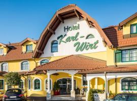 Hotel Karl-Wirt, Perchtoldsdorf